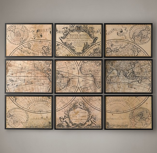 Lisles 1720 world map gumiabroncs Gallery