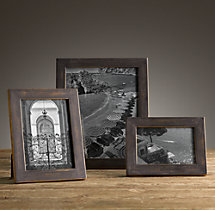 Black & Gold Tabletop Frames