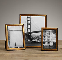 Gilt Tabletop Frames - Gold