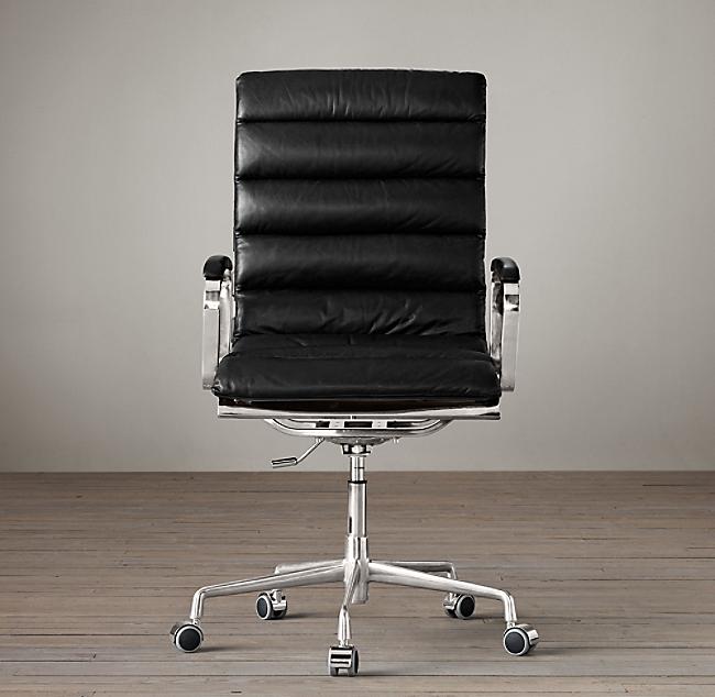 oviedo leather desk chair
