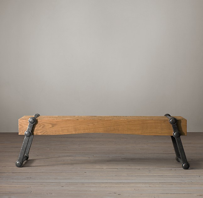 Kinetic Narrow Coffee Table - Narrow Coffee Table