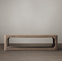 Martens Rectangular Coffee Table