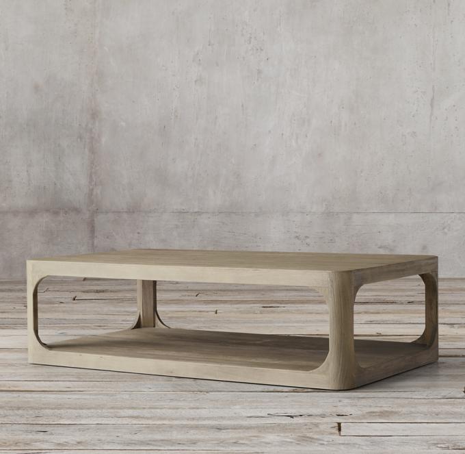 Martens Rectangular Coffee Table