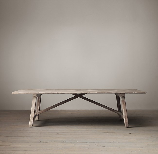 restoration hardware coffee table Alsace Studio Coffee Table restoration hardware coffee table