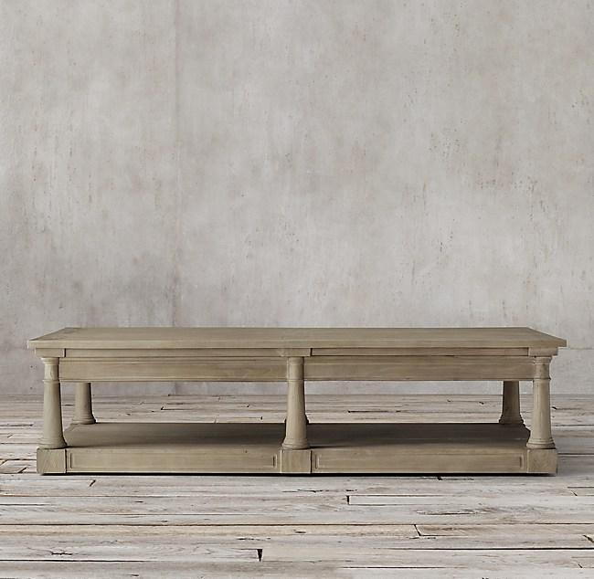 bertrand coffee table