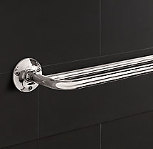 Sutton Double Towel Bar