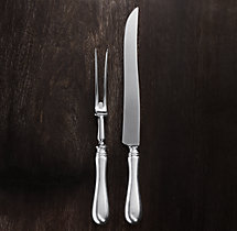 English Baguette 2-Piece Carving Set
