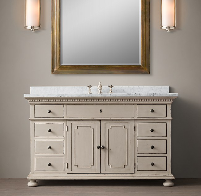 1375d9a6fe21 St. James Single Extra-Wide Vanity