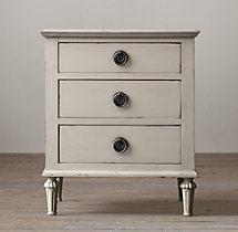 "24"" Maison Closed Nightstand"