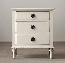 "Maison 24""Closed Nightstand"