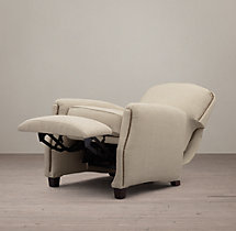 Keaton Upholstered Club Recliner