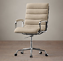 Oviedo Upholstered Desk Chair