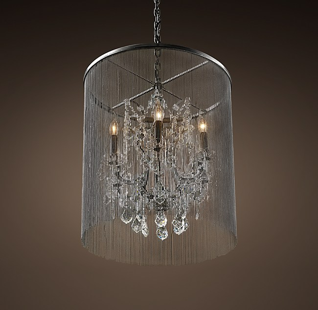 Vaille Crystal Chandelier 22