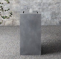 "18"" Plinth Fountain"