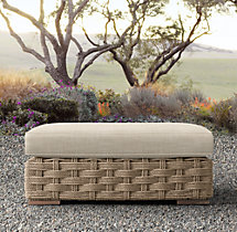 Rutherford Ottoman Cushion