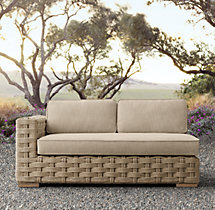 Rutherford Two-Seat Left/Right-Arm Sofa Cushions