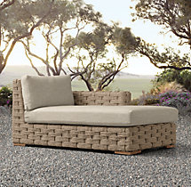 Rutherford Left/Right-Arm Chaise Cushion