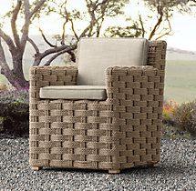 Rutherford Armchair Cushions