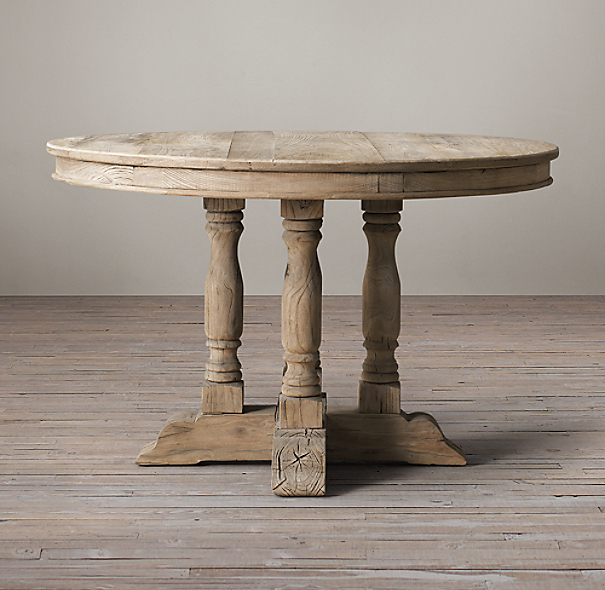 Willems Round Dining Table