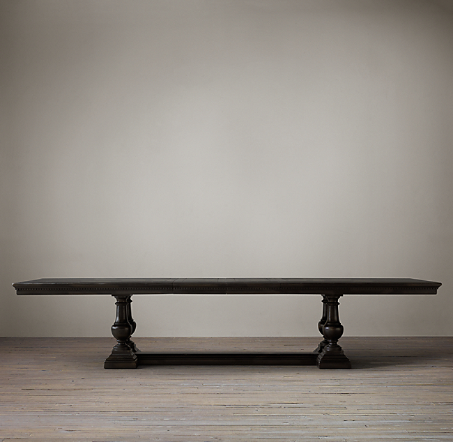 St James Rectangular Extension Dining Table Color Preview Unavailable Alternate View 1