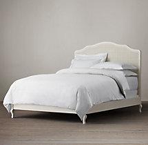 Lorraine Caned Bed