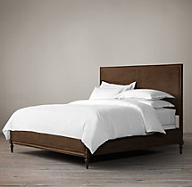Maison Caned Panel Bed