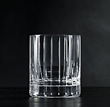 Boulevard Cut Crystal Double Old-Fashioned (Set of 4)