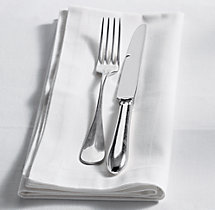 Hotel Table Linen Dinner Napkins (Set of 4)