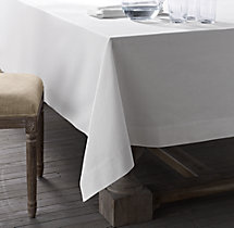 Hotel Table Linen Tablecloth
