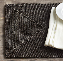 Handwoven Abaca Placemats (Set of 4)