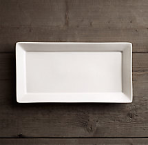 Chinese Porcelain Small Rectangular Platter