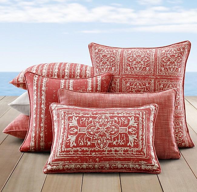 Perennials® Corsica Outdoor Pillow Cover