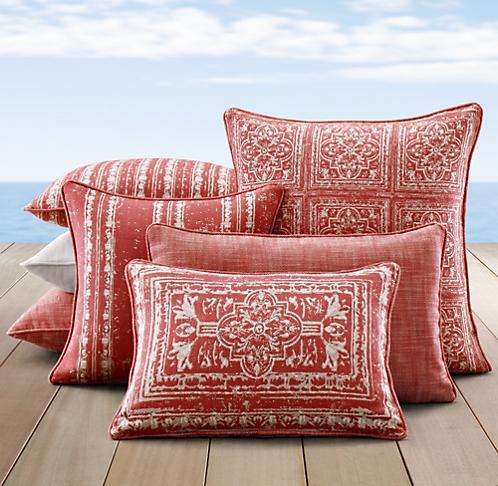 Rh Outdoor Pillows Coffee Tables Ideas