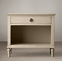 "Maison 32""Open Nightstand"