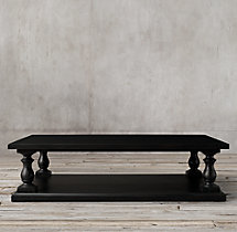 17th C. Monastery Coffee Table