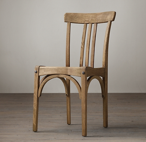 More Finishes Sinclair Side Chair