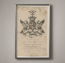 18th C. English Armorial Engraving - 10