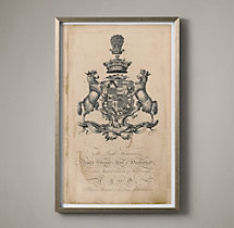 18th C. English Armorial Engraving - 12