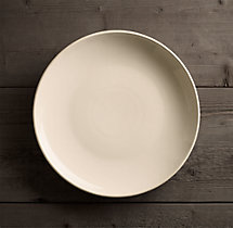 Stoneware Classic Coupe Small Platter