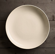 Stoneware Classic Coupe Medium Platter