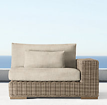 Majorca Luxe Right-Armchair