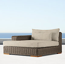 Majorca Classic Left/Right-Arm Chaise Cushion