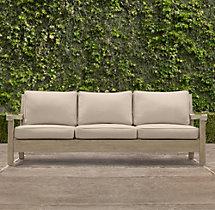 """70"""" Leagrave Classic Sofa Cushions"""