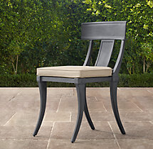 Klismos Classic Side Chair