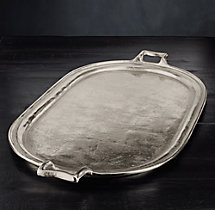 Grand Brasserie Cast Aluminum Large Oval Platter