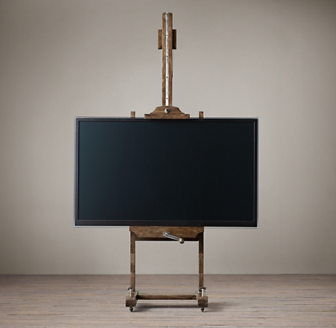 Tv Easel Collections Rh