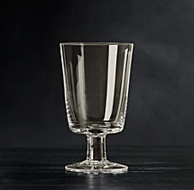 Vienne Handblown Water Goblet (Set of 4)