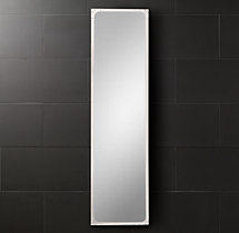 Industrial Rivet Full Length Mirror