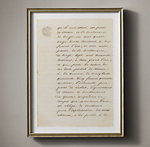 19th C. French Court Document 7