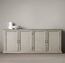 Hampton Casement Panel Sideboard